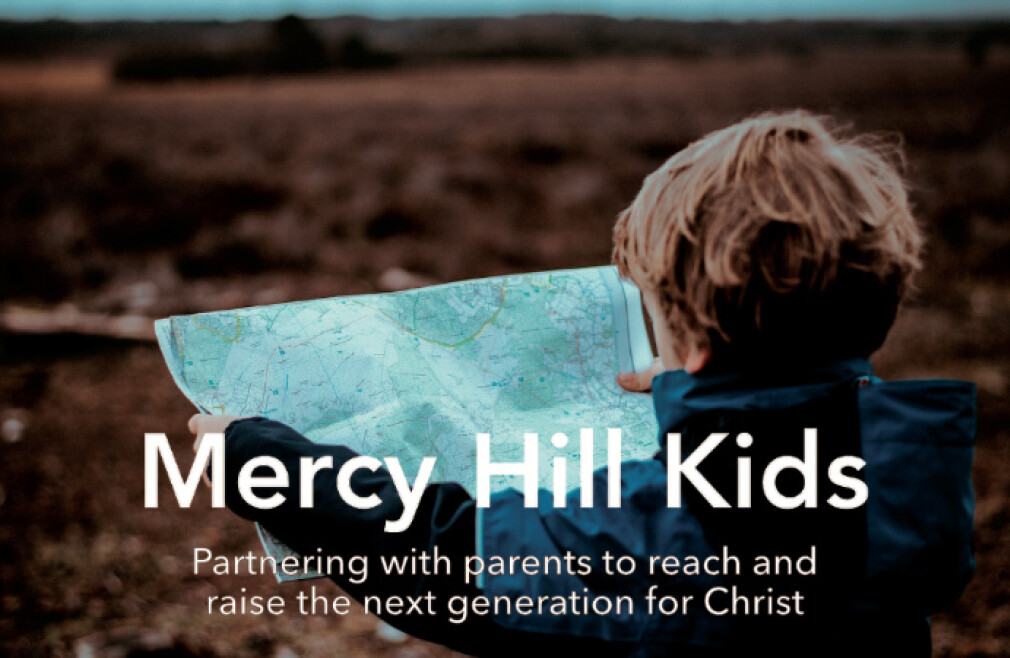Mercy Hill Kids Online Worship