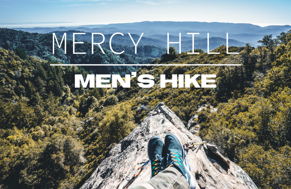 Mercy Hill Men - Hiking