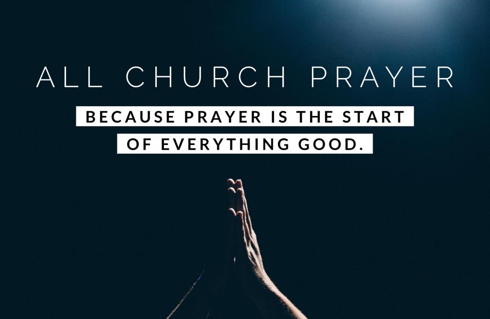 All Church Prayer